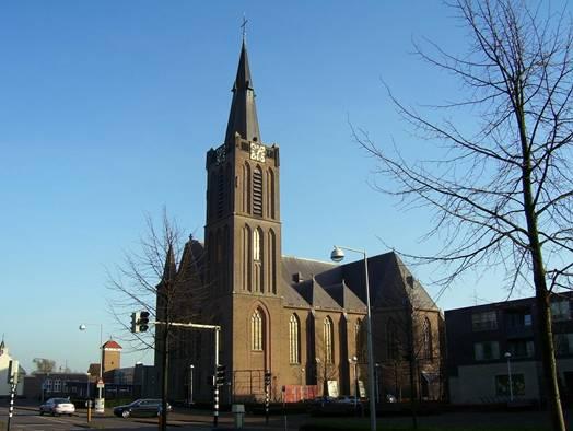 St. Bavokerk, Rijsbergen
