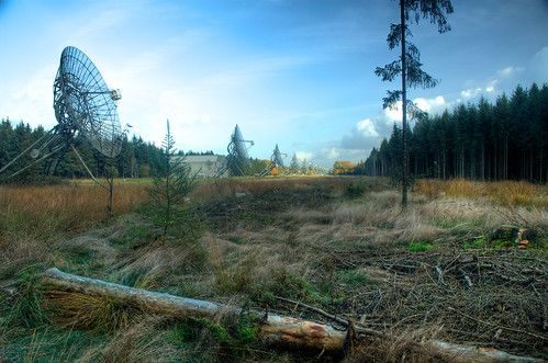 Westerbork Synthese Radio Telescoop