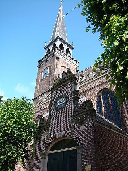 Kerk in Broek in Waterland