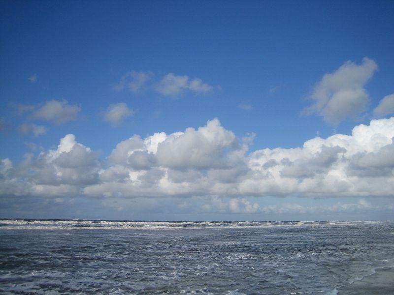 Uitzicht Nationaal Park Schiermonnikoog