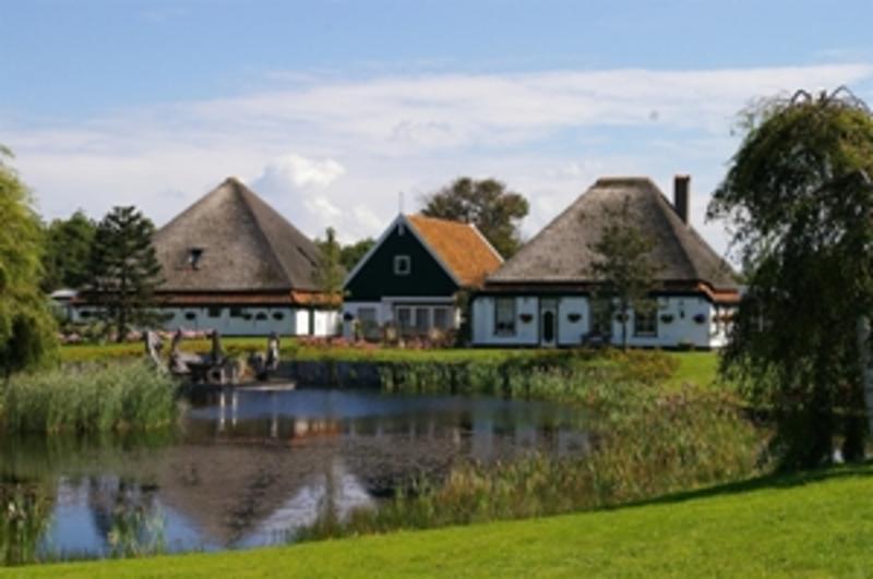 Stolpboerderijen Texel