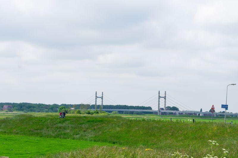 molenbrug bij kampen