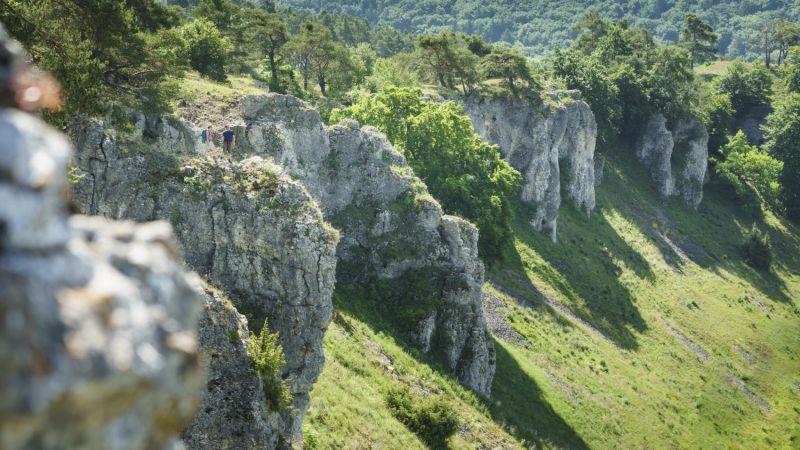 Naturpark Altmühltal - Altmühltal-Panoramaweg - 12 Apostel