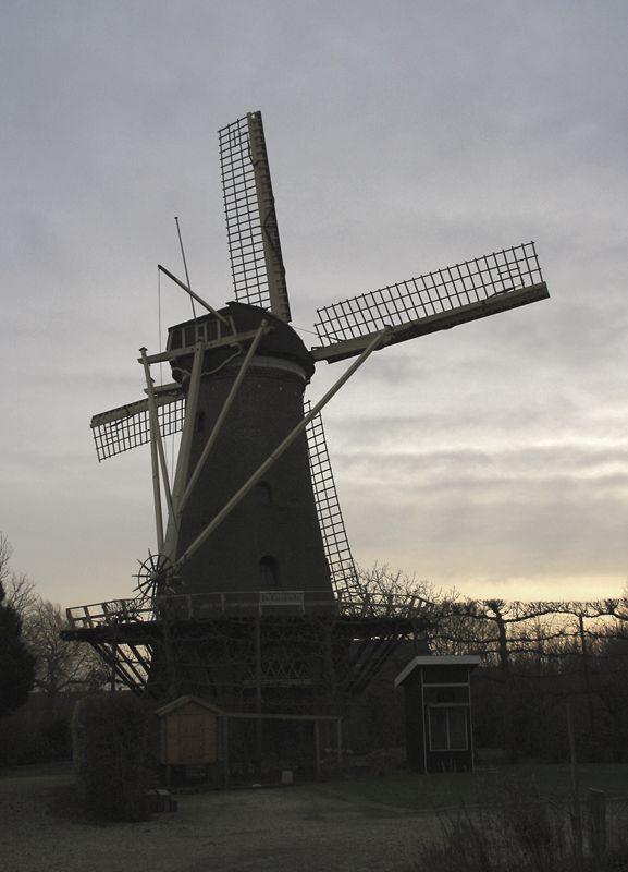 Molen De Eendracht, Dirksland