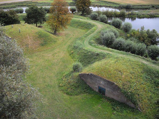 Fort Altena in Werkendam