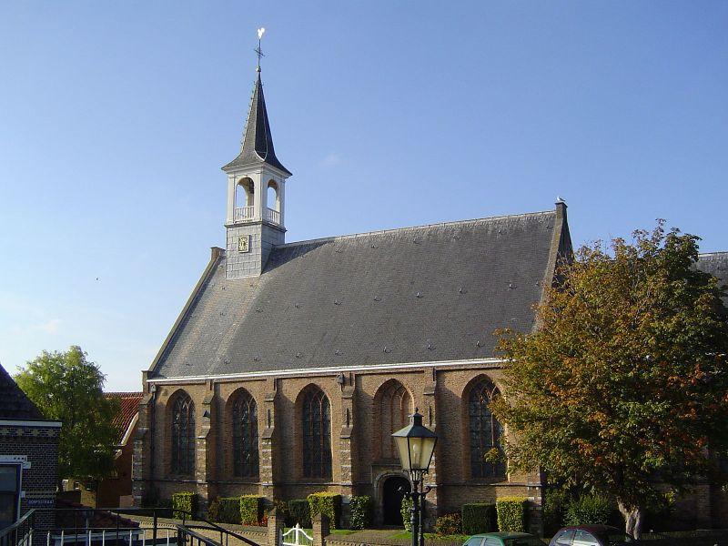 Hervormde Kerk Schipluiden