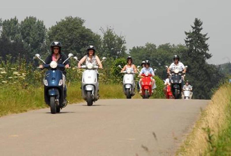 Vesparoute - Ardennen