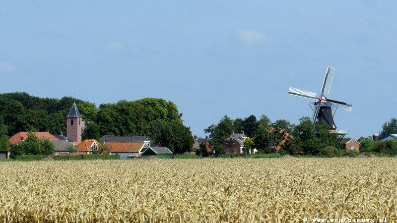 Foto 1: Uitwaaien in De Marne