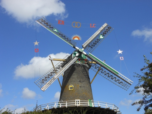 Molen de Koning Middelburg