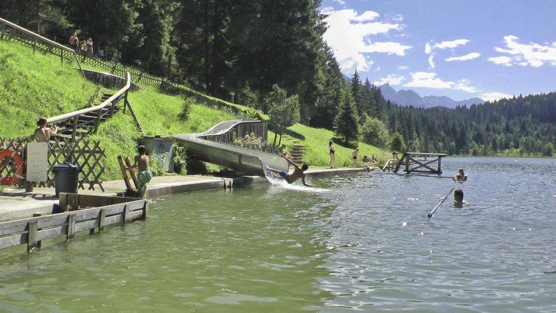 Alpenwelt Karwendel - ID_218_AWK_Grubsee_Wasser