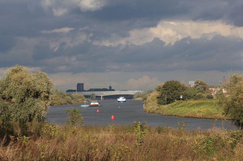 Foto 0: Een rondje langs de Limburgse Maas