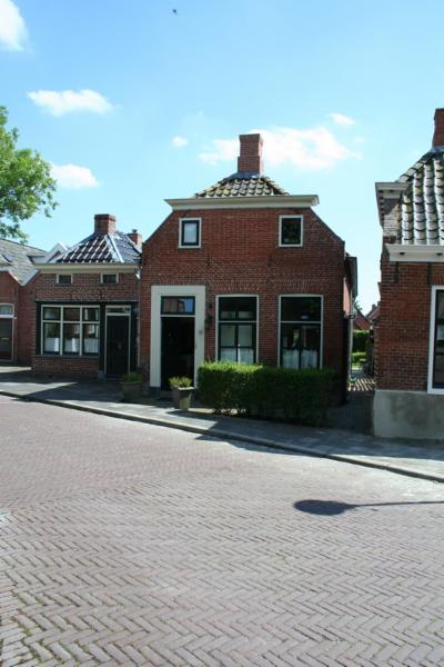Voormalige lagere school, nu Openluchtmuseum het Hoogeland