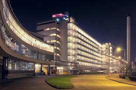 Van Nelle Fabriek te Rotterdam