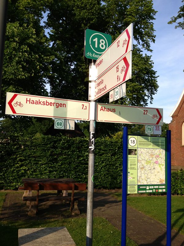 Foto 0: Van Twente naar het Duitse Alstätte