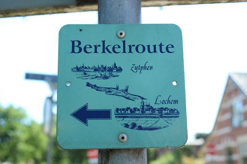 Foto: Berkelroute; Beleef het Landschap