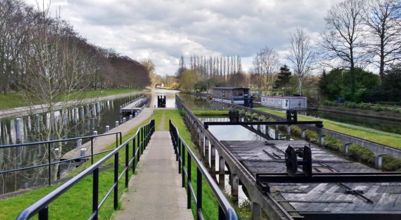 Rondje Zwolle west-zuid