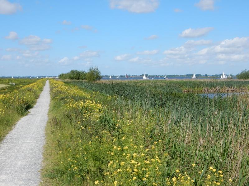 Fietsroute Akkrum en omgeving