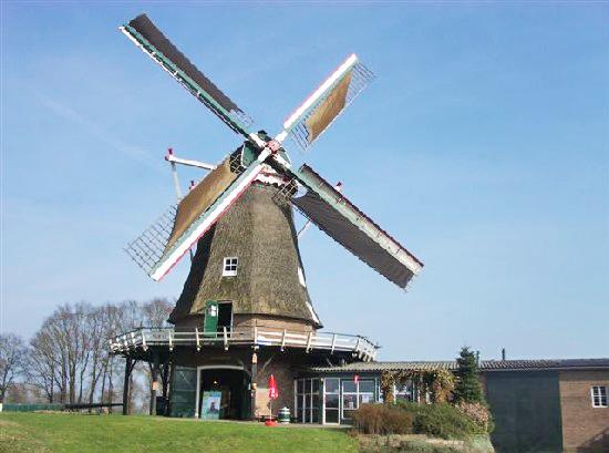 De Zwiepse molen