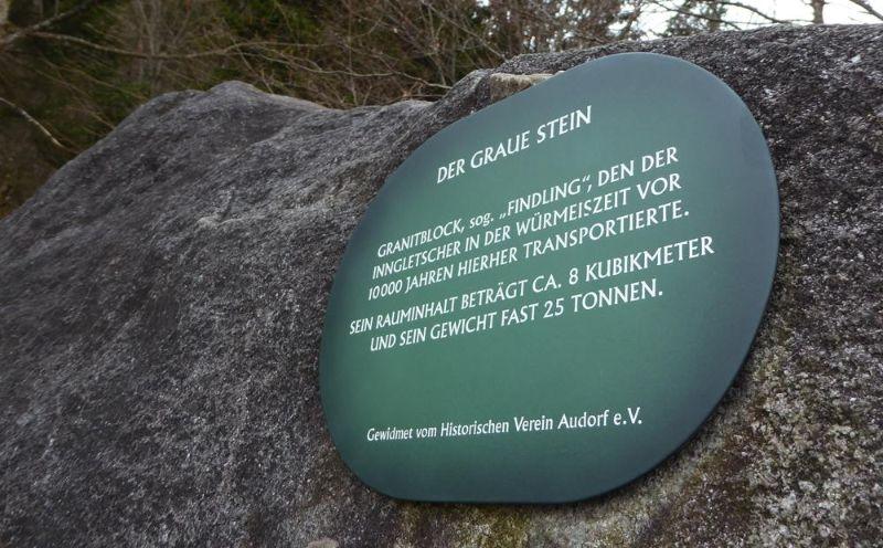 Oberaudorf - Grauer_stein