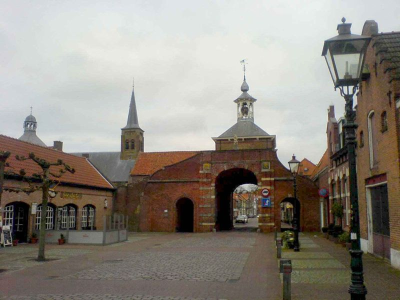 Kaaipoort, Aardenburg