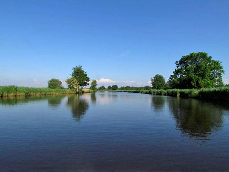 Kanaal Ossenzijl Steenwijk