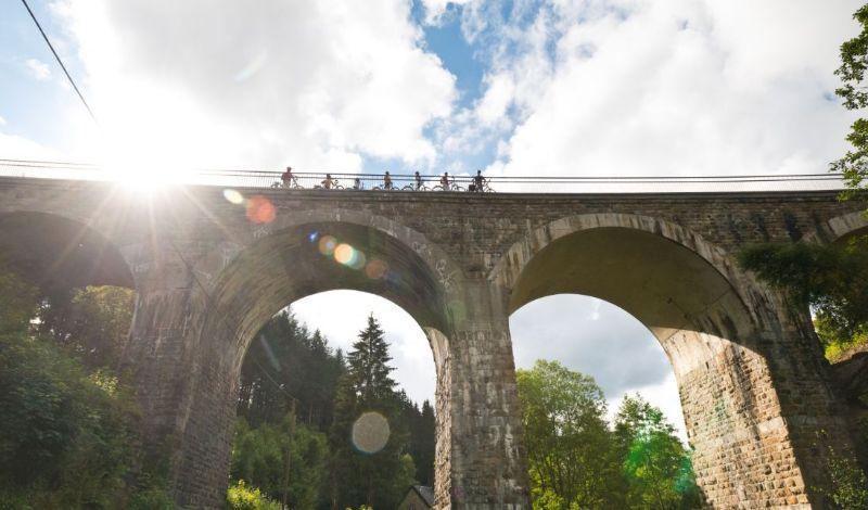 Vennbahn Reichensteiner Viadukt
