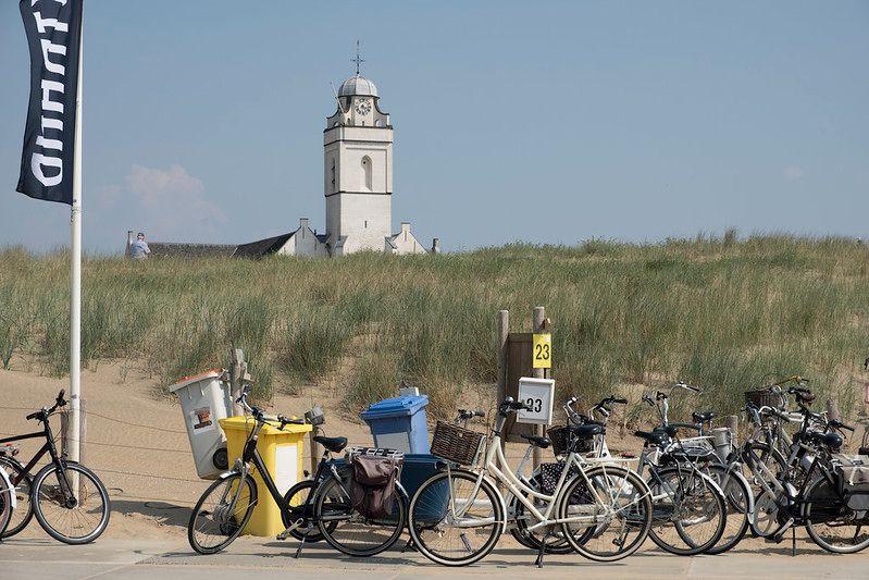 3-day bike touring microadventure Amsterdamse Waterleidingduinen (Noordwijk)
