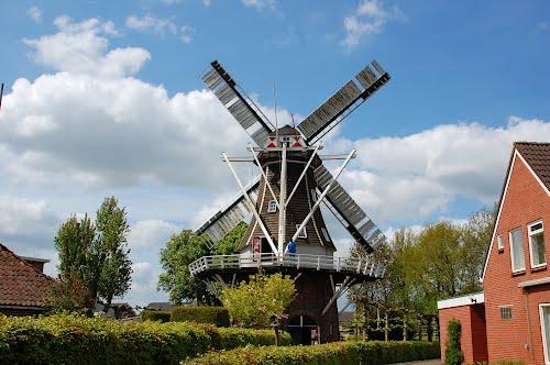 Fietsroute (E-bike) 121685: Groningen, Hoogezand en Haren