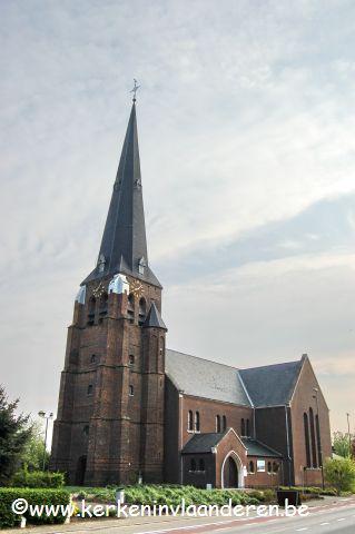 Sint-Lambertuskerk, Kwaadmechelen