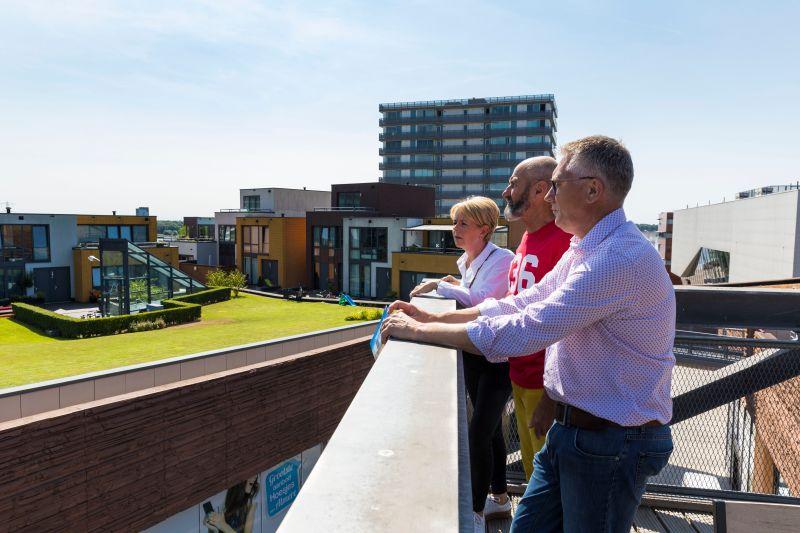 Stadswandeling Almere centrum met stadsgids