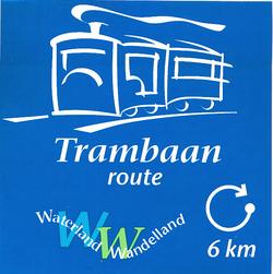 Trambaanroute