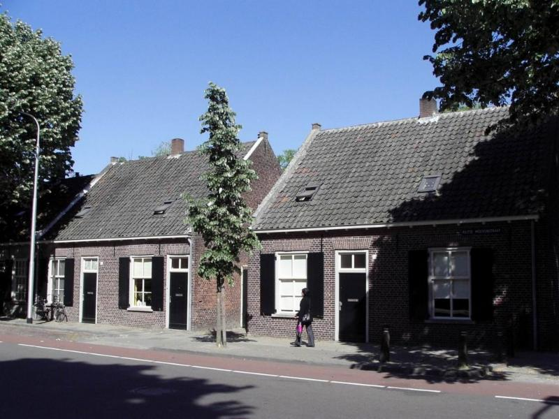 Wevershuisjes in Tilburg