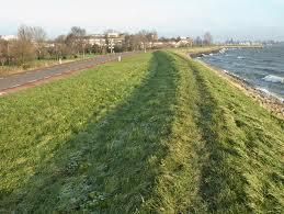 IJsselmeerdijk bij Scharwoude