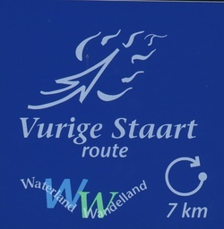 Vurige Staartroute