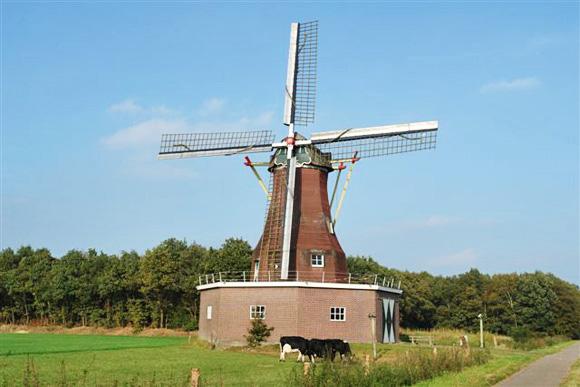 Molen Sint Victor Zeeland