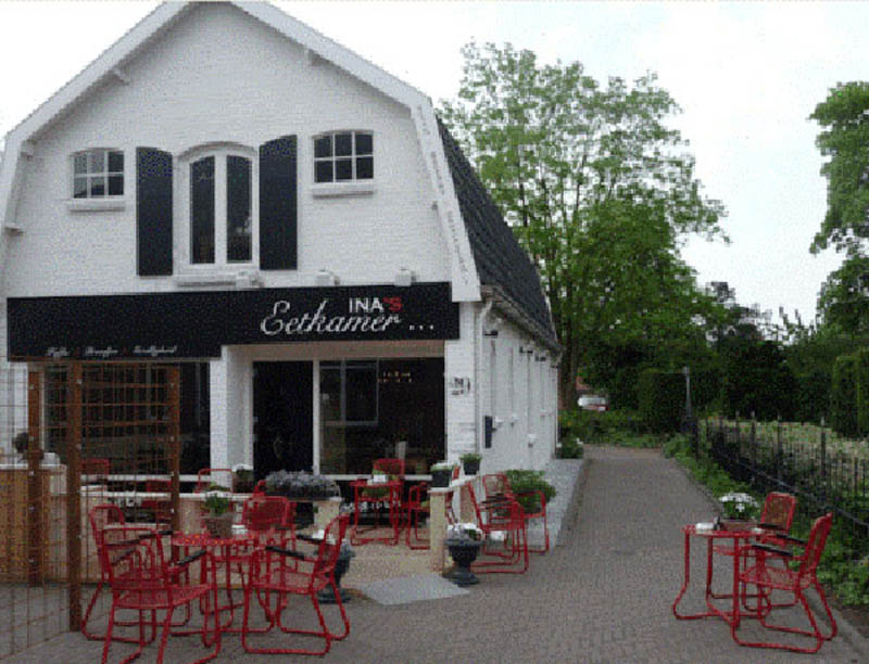 Restaurant Inas Eetkamer in Barneveld (Gelderland)