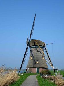 Achtkante molen Groot Ammers