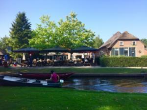Cafe Restaurant Botenverhuur Smit Giethoorn