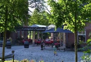 Restaurant de Korenbeurs op Landgoed Rijckholt