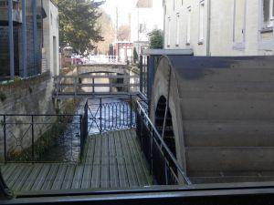 Waterradmolen De Oude Molen
