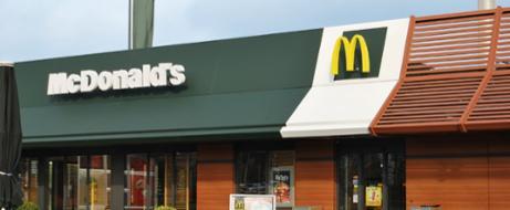McDonald's Restaurant Oldenzaal