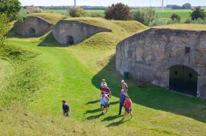 Fort Sabina - Etappe 4 - ZWL