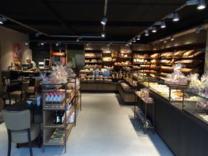 Lunchroom en bakkerij Van der Most – Ommen