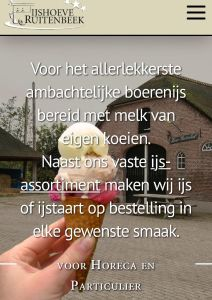 IJshoeve Ruitenbeek