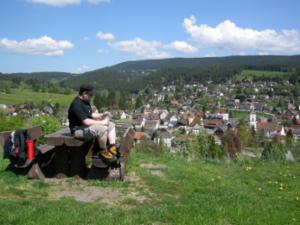 Geologischer Park Lenzkirch