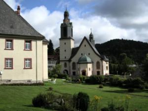 Barockwallfahrtskirche Todtmoos