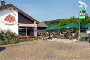 Camping en restaurant Rozenhof