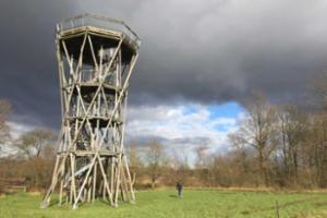 Uitkijktoren Hooghalen