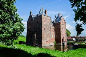 Castle Loevestein, Poederoijen, Gelderland