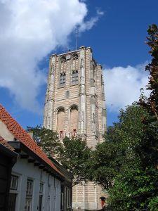 Vuurtoren-museum van Goedereede